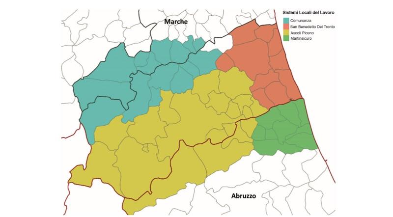 Aree di crisi Marche e Abruzzo