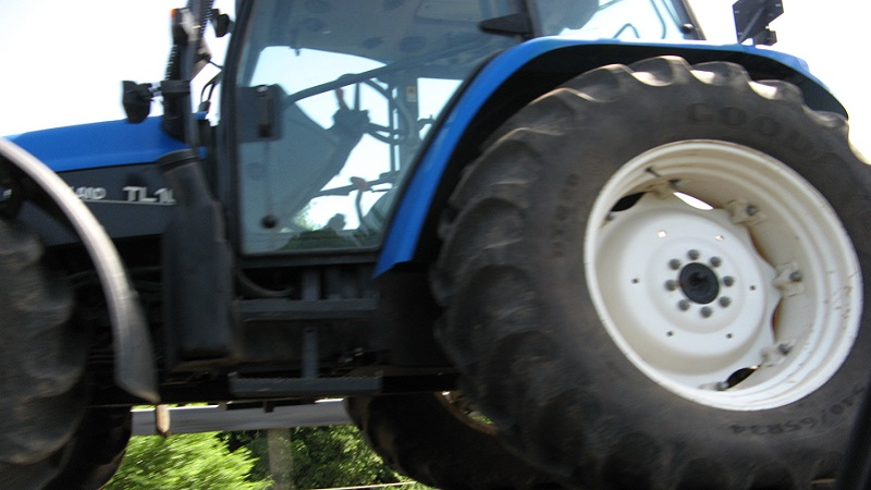 trattore imprese agricole