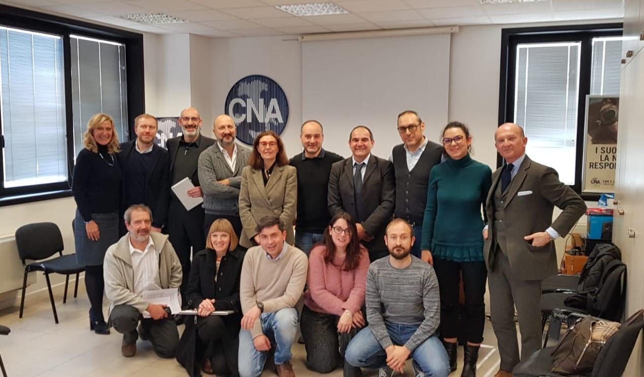 Digital Innovation Hub incontro gennaio 2019