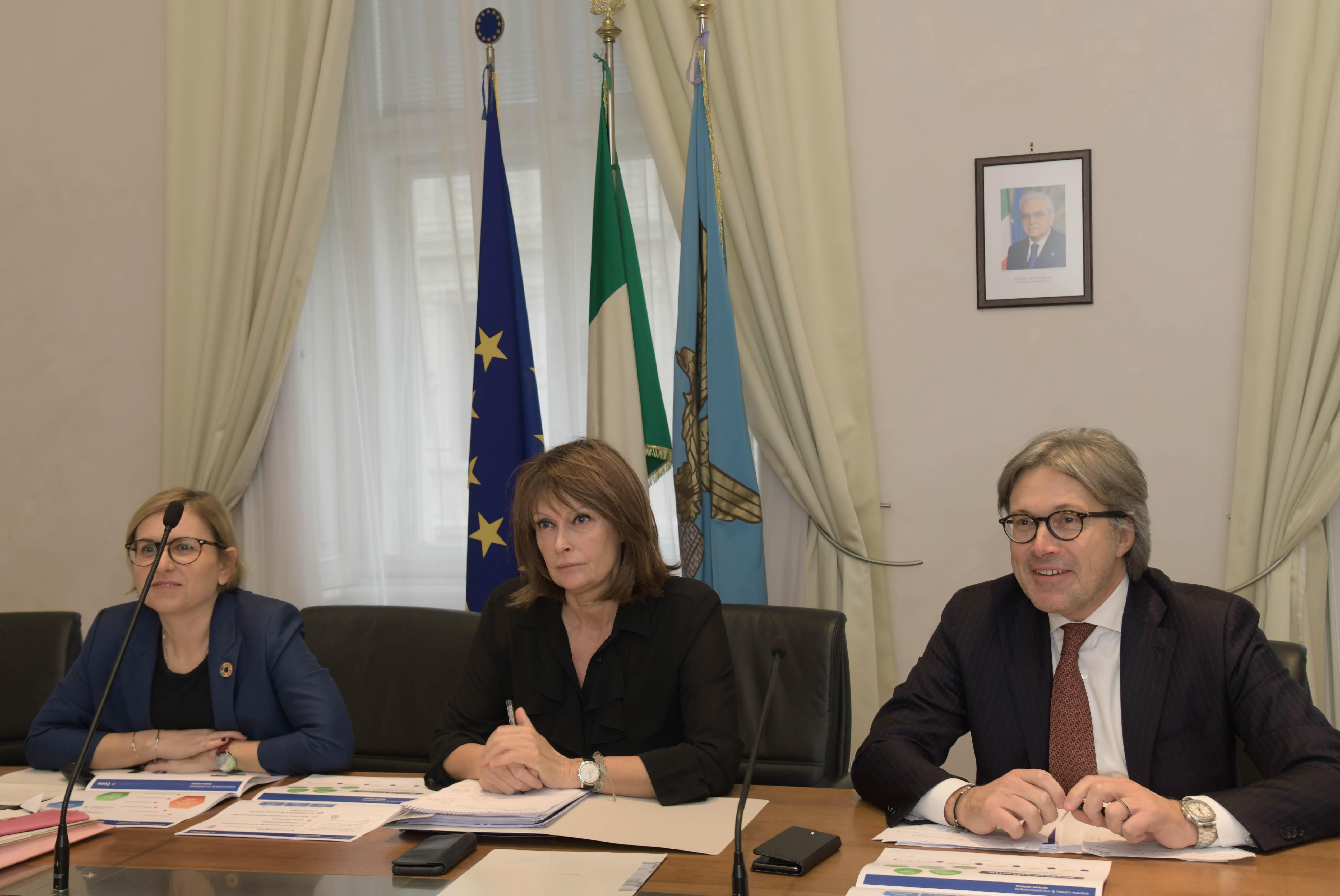 Bini Rosolen Vernì - politiche occupazionali FVG