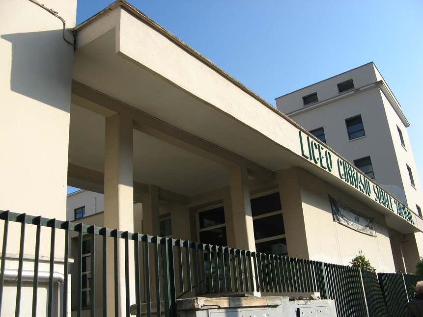 ingresso Liceo Augusto